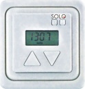 Electronic switch with a timer function Solo 8252-50